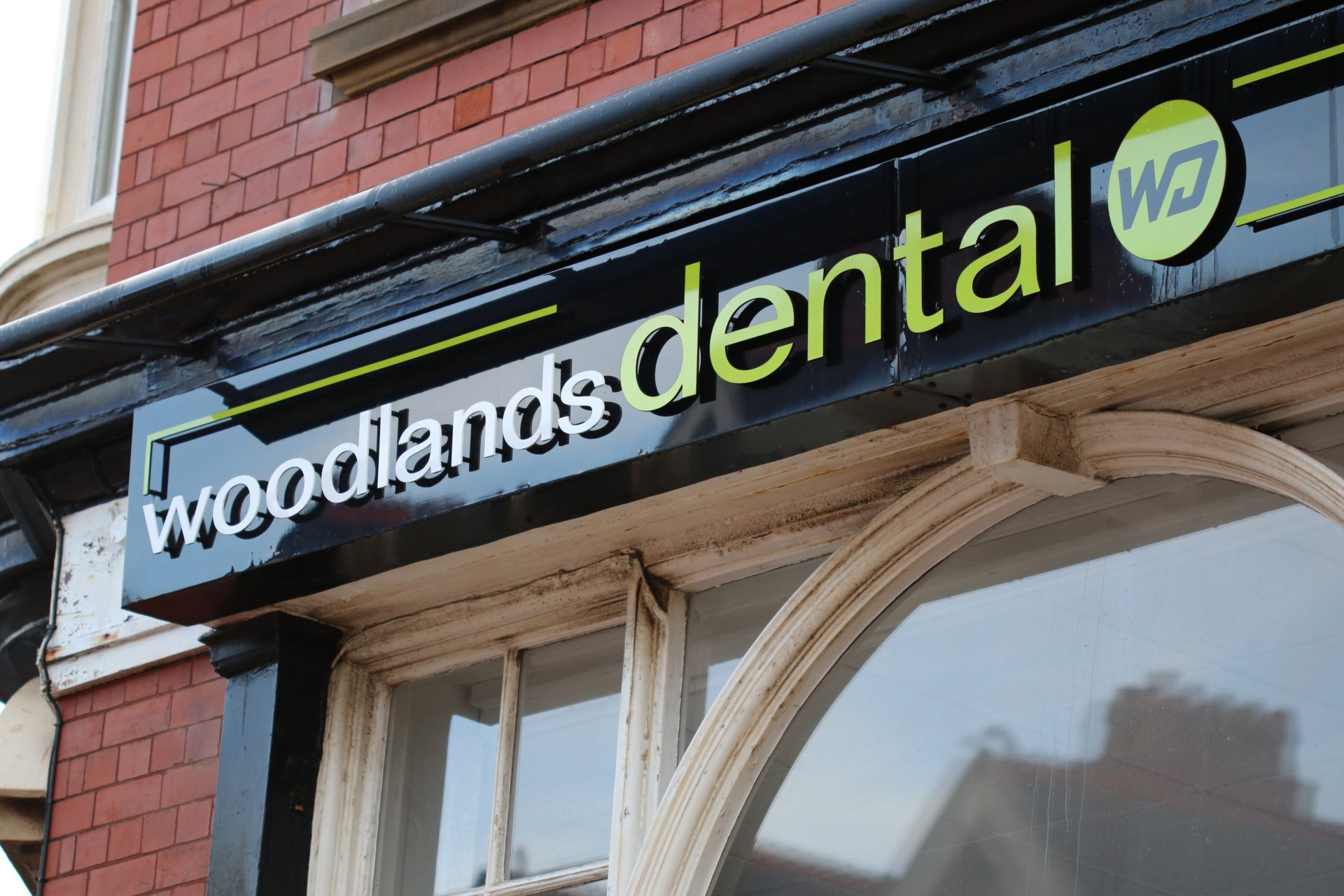 Woodlands Dental Front